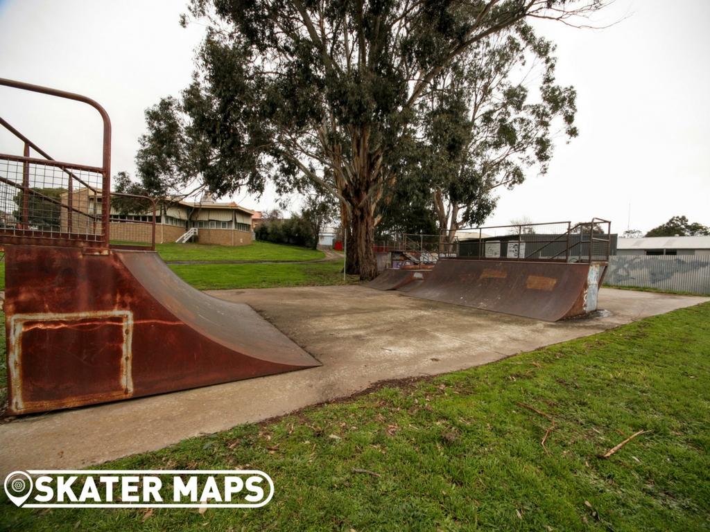 Creswick Skatepark