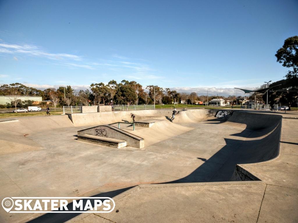 Ballarat Skatepark Victoria