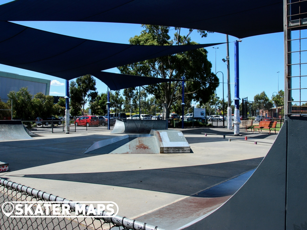 Bentleigh East Skatepark Melbourne Vic