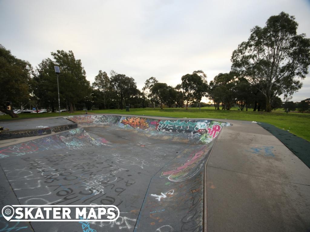 Cheltenham Skatepark Bayside Vic