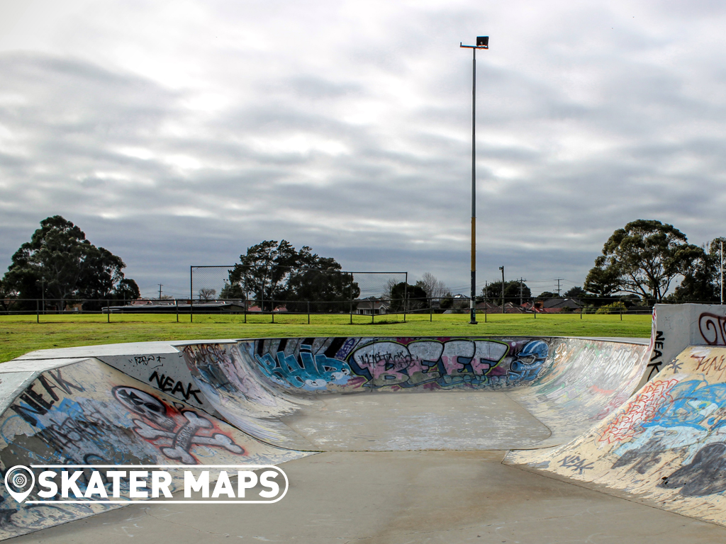 Clayton Skatepark, Clayton City of Monash Vic Aus
