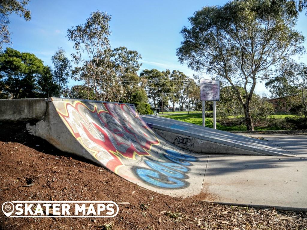 Doveton Skatepark Dandenong Vic Australia Skateparks