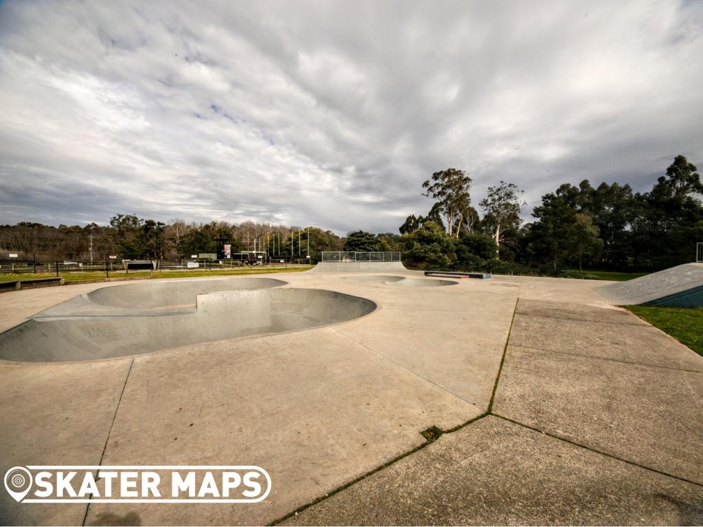 Lilydale Skatepark
