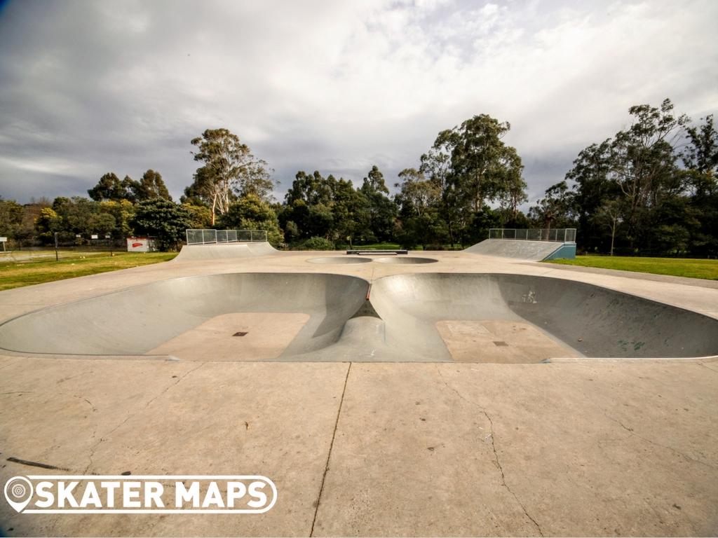 Lilydale Skatepark, Lilydale Melbourne Vic Australia Skateparks