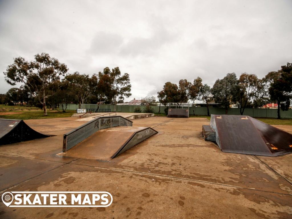 Maryborough Skatepark Vic