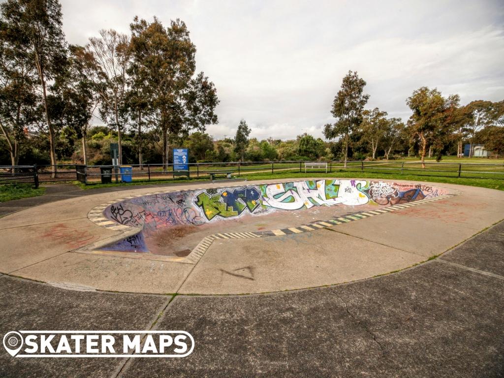 Sandringham Skate Bowl Bayside Melbourne Victoria