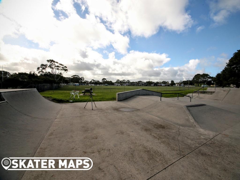 Wonthaggi Skatepark Wonthaggi Vic Australia Skateboarding