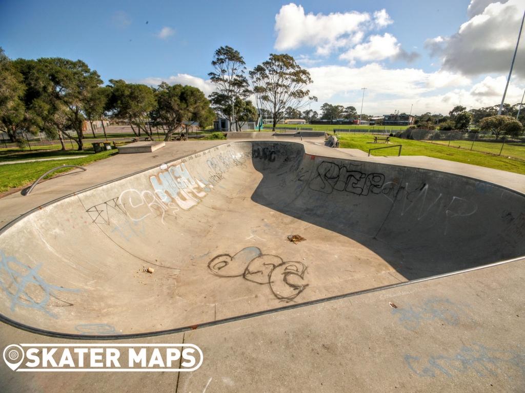 Wonthaggi Skatepark Victoria