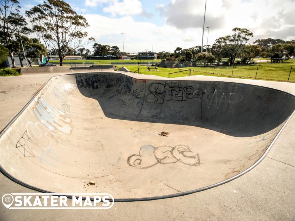 Wonthaggi Skatepark Wonthaggi Vic Australia Skate Parks