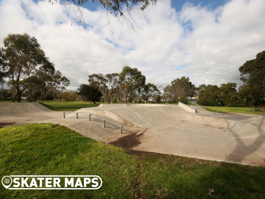 Birregurra Skatepark Vic