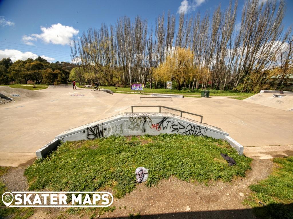 Gisborne Skatepark Vic