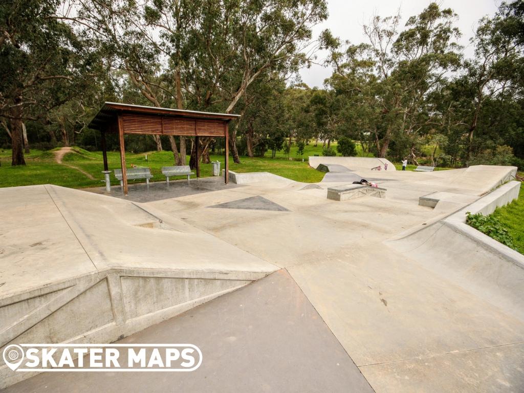 Healesville Skatepark, Healesville Vic Australia