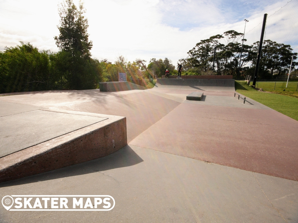 Beaumaris Skatepark Melbourne Vic Aus