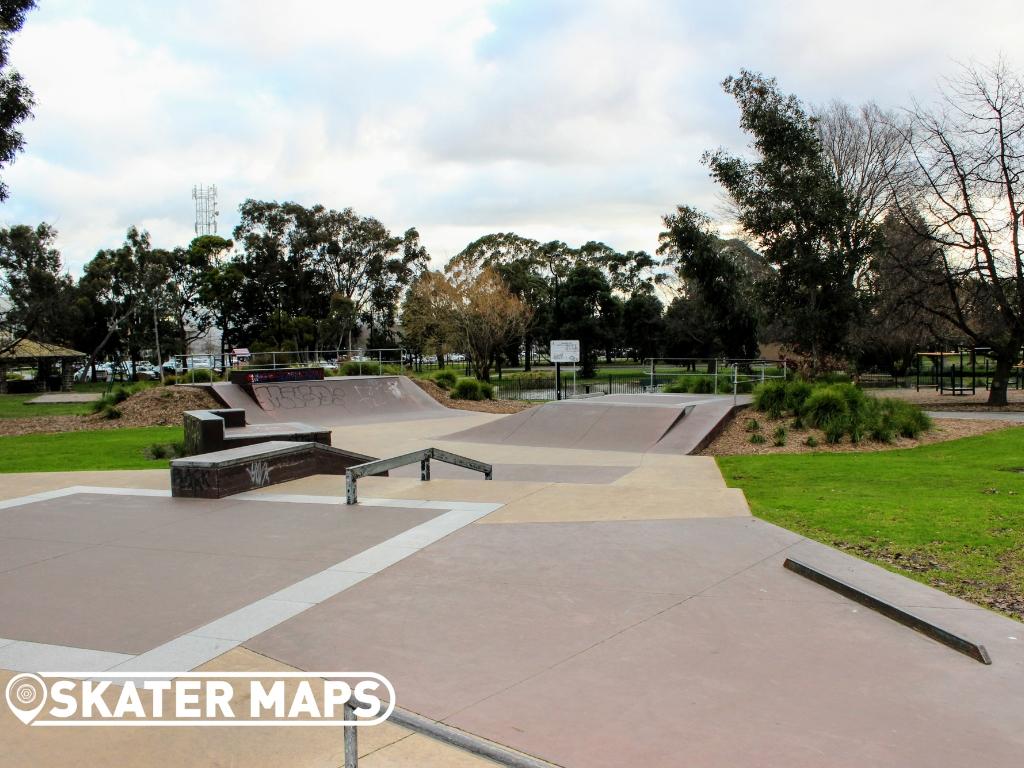 Buchanan Park Skatepark