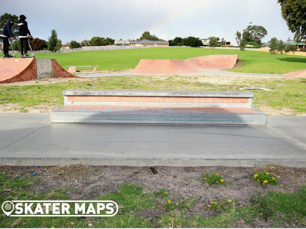 Carrum Downs Skatepark VIc. Skateparks Near Me