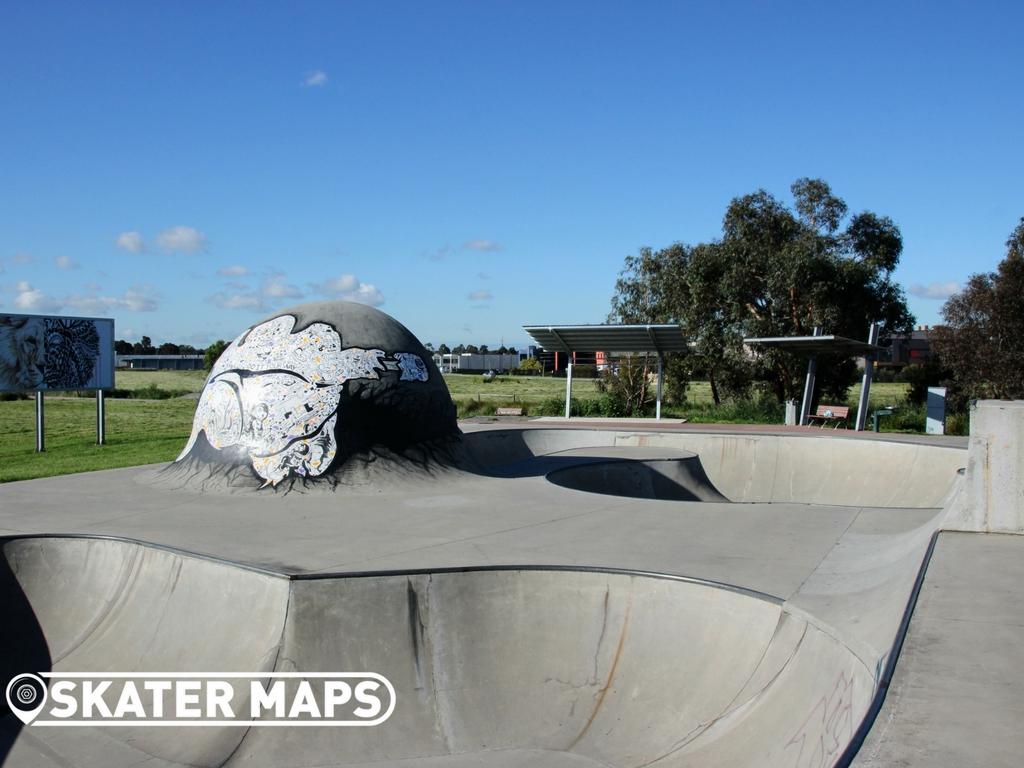 Knox Skate & BMX Park Victoria Skateparks