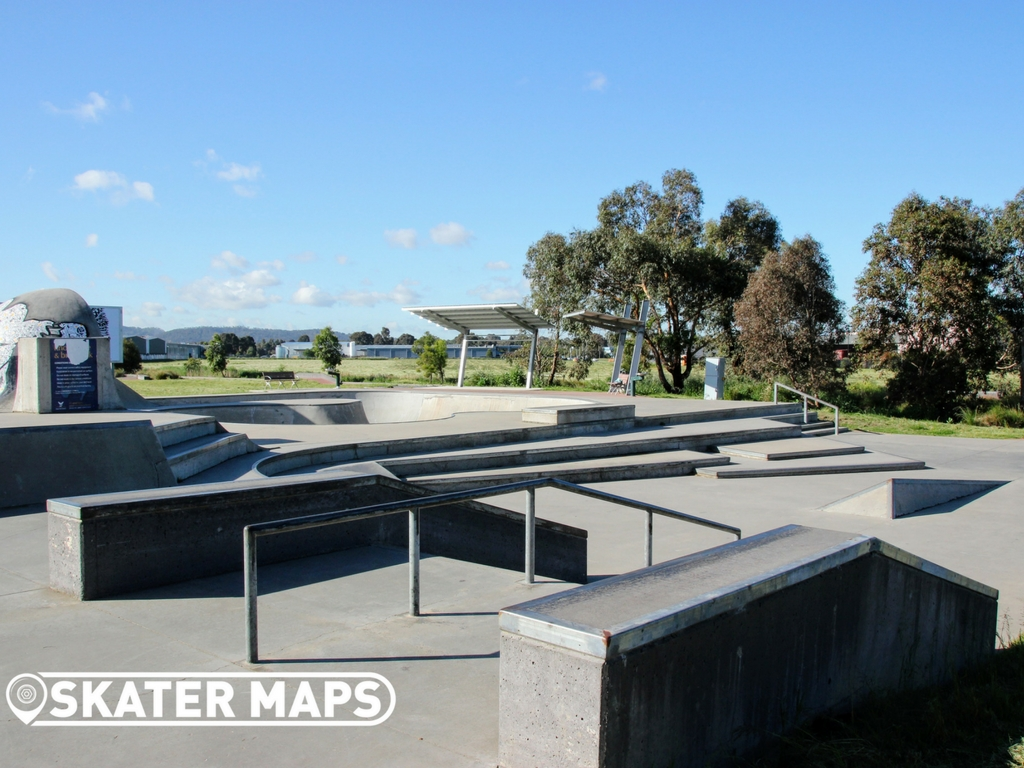 Knox Skate and BMX park,