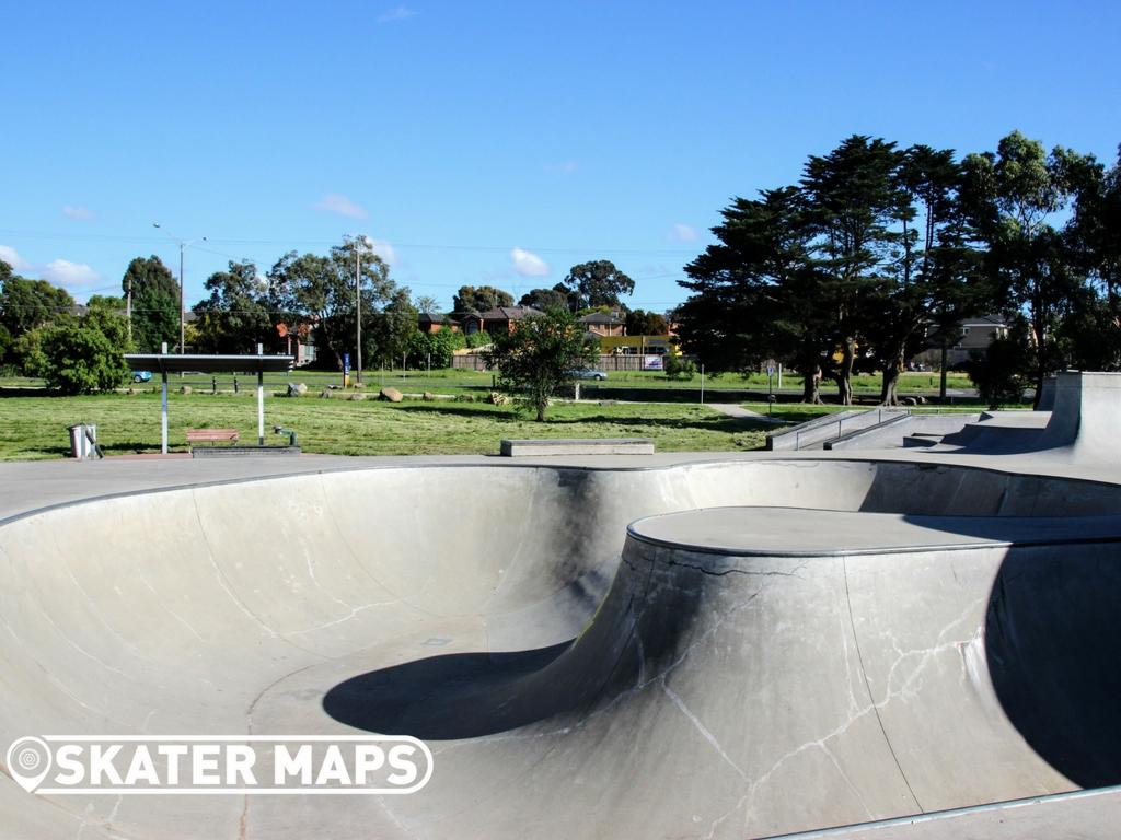 Knox Skate and BMX park