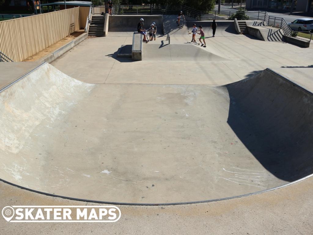 Kyabram Skatepark Vic