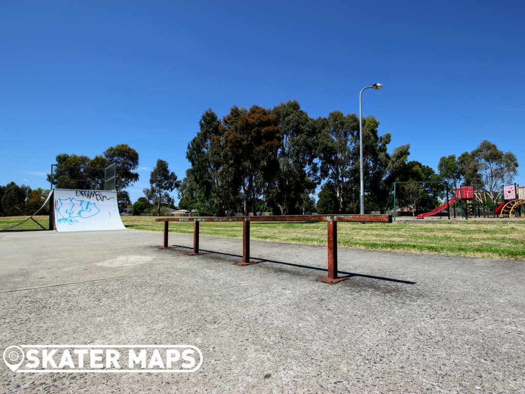 Merinda Park Skatepark, Melbourne, Vic