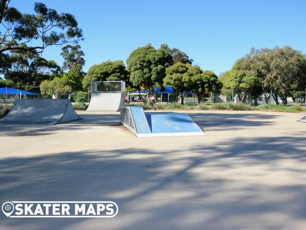 Merrigum Skatepark Victoria
