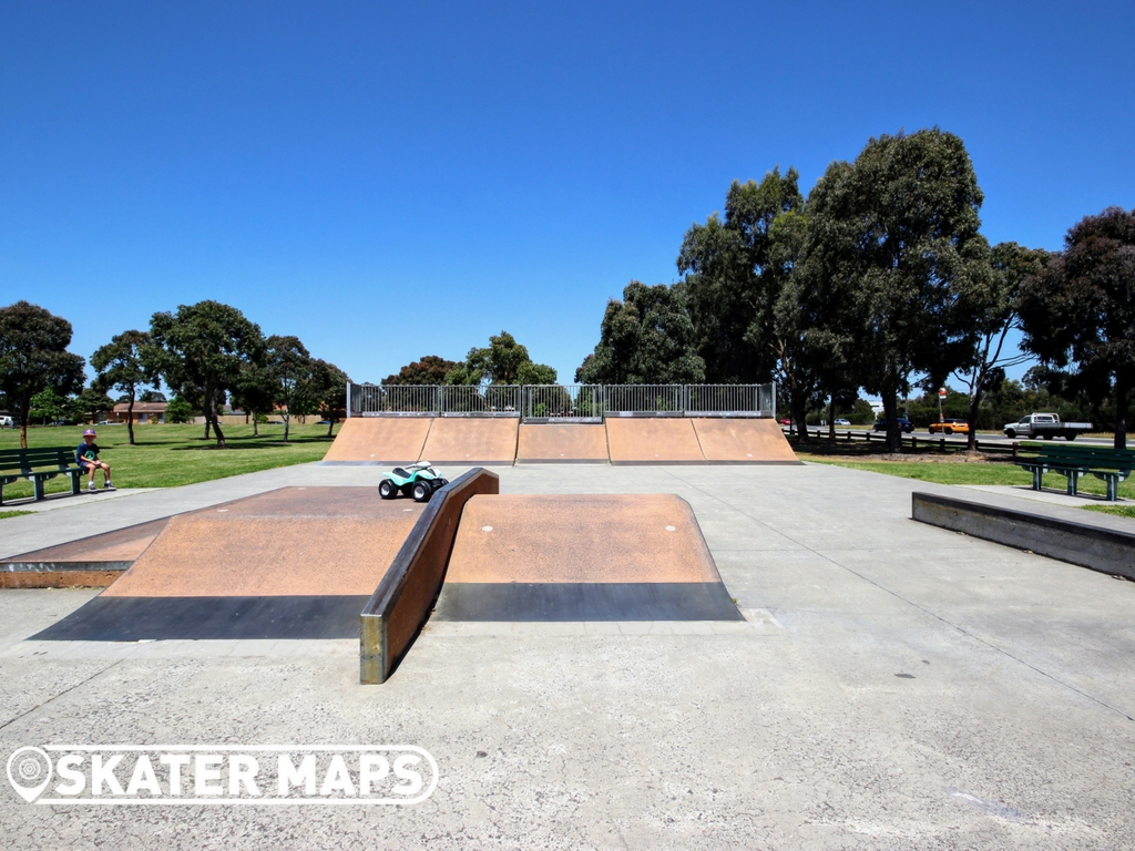 Narre Warren Skatepark