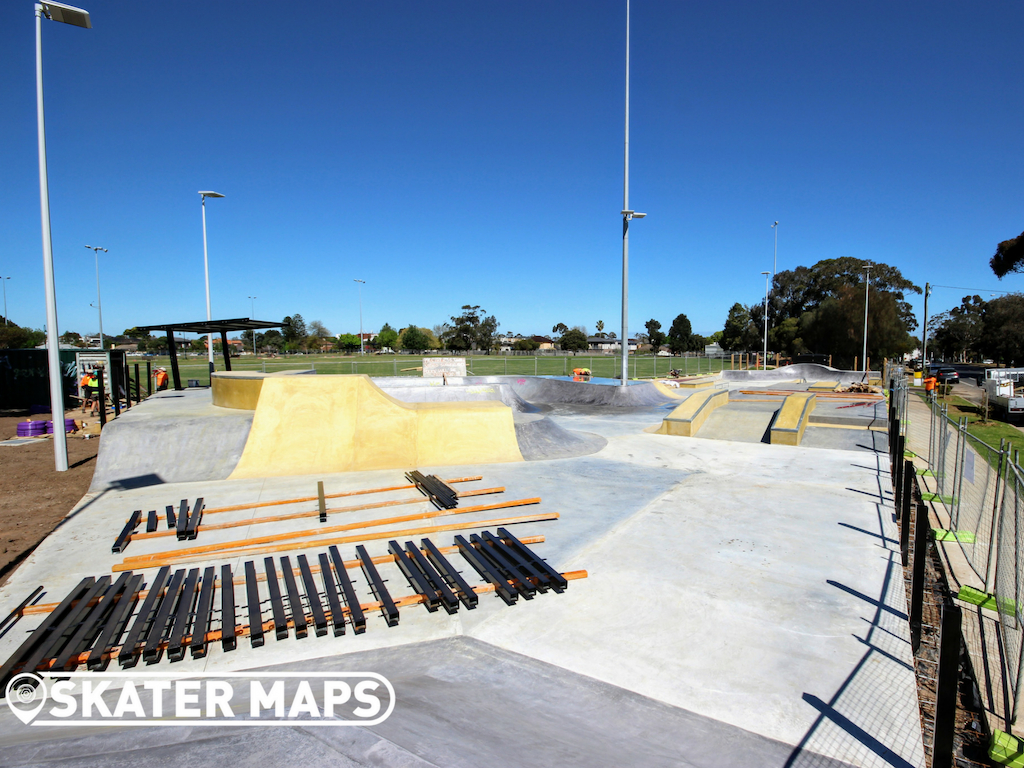 New BENTLEIGH EAST SKATEPARK1