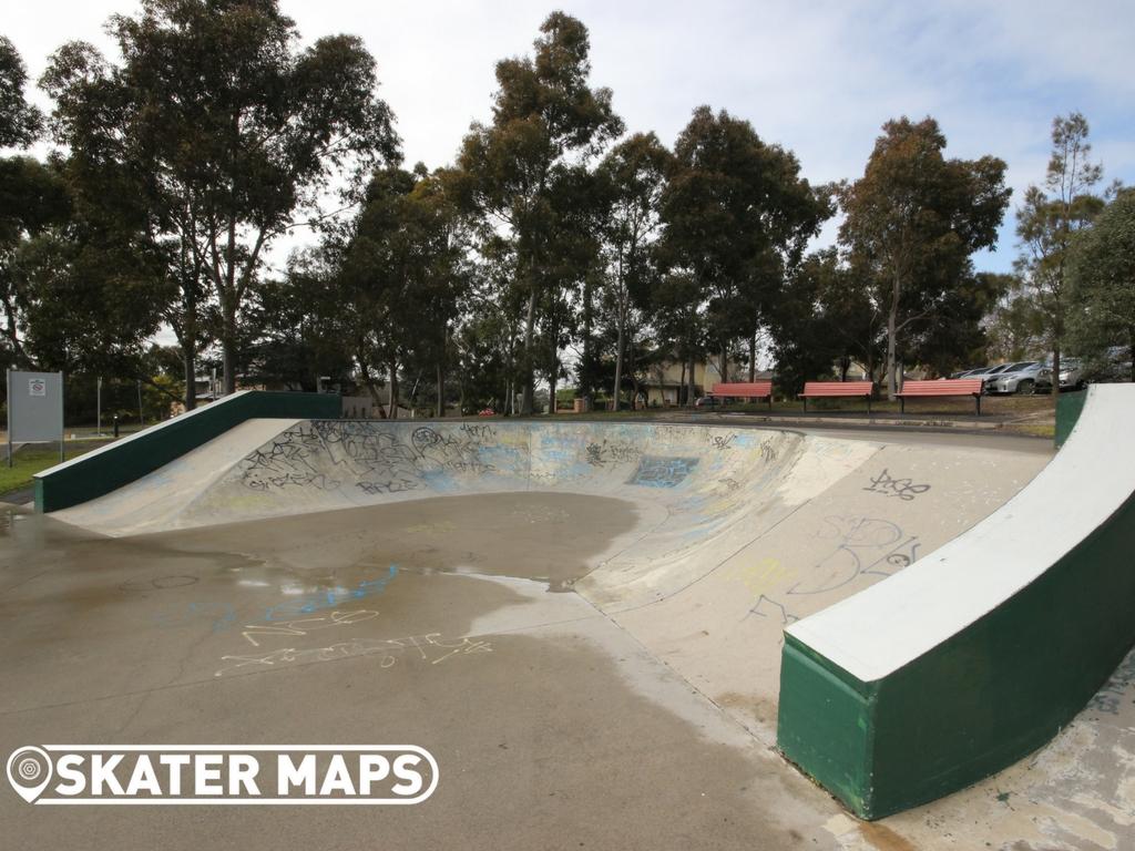 Phoenix Skatepark Vic