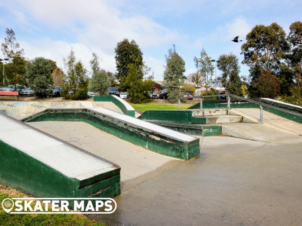 Phoenix Skatepark Vic Melbourne