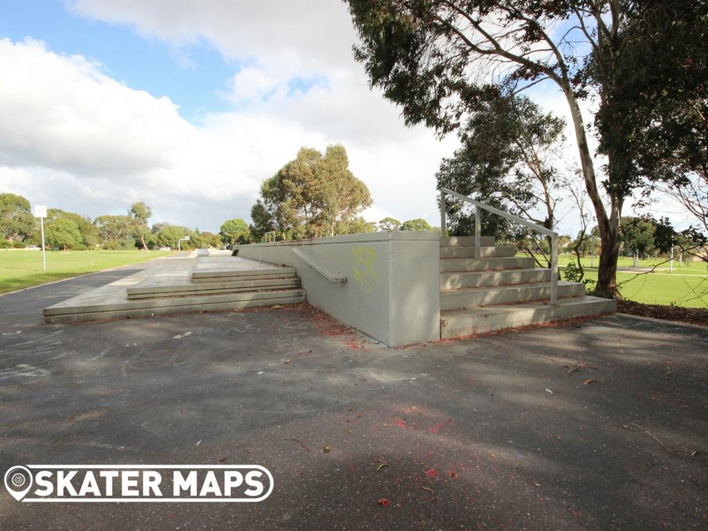 Pines Skatepark, By Skater Maps