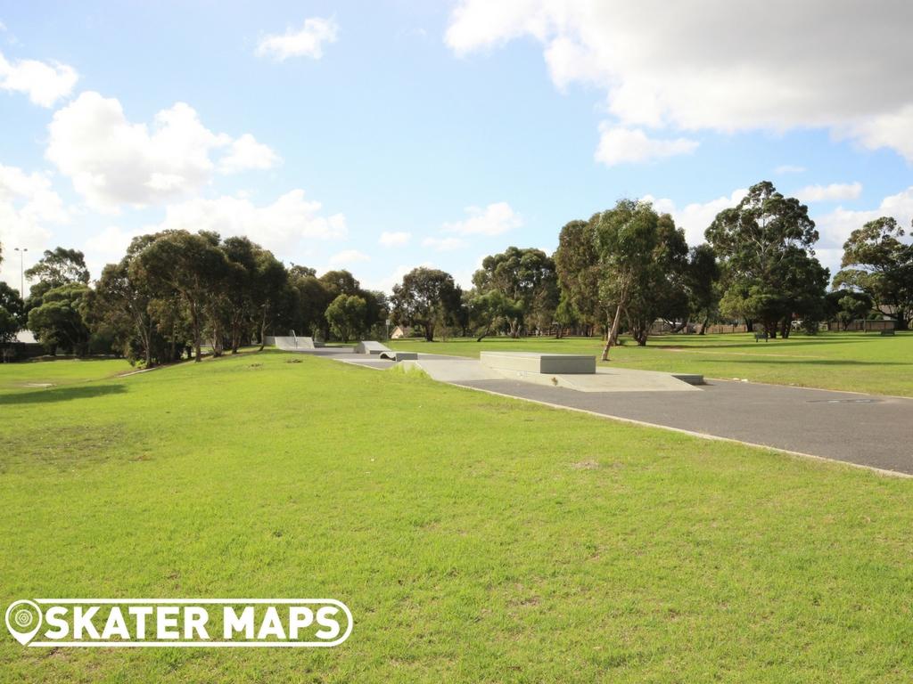 Pines Skatepark Victoria Frankston, by Skater Maps