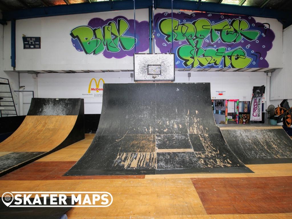 Rampit Indoor Skate Park Melbourne Vic Private Undercover Skateparks
