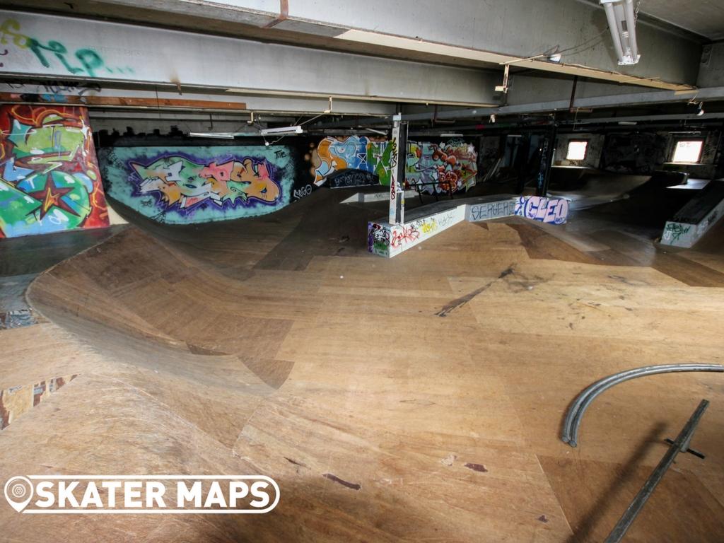 Ring Of Fire Indoor Skatepark Melbourne Vic Australia Private Undercover Skate Parks
