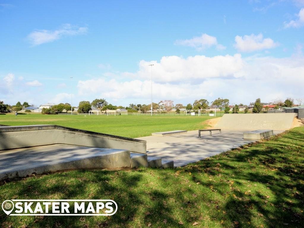 Seaford Skatepark Victoria, Near Frankston.