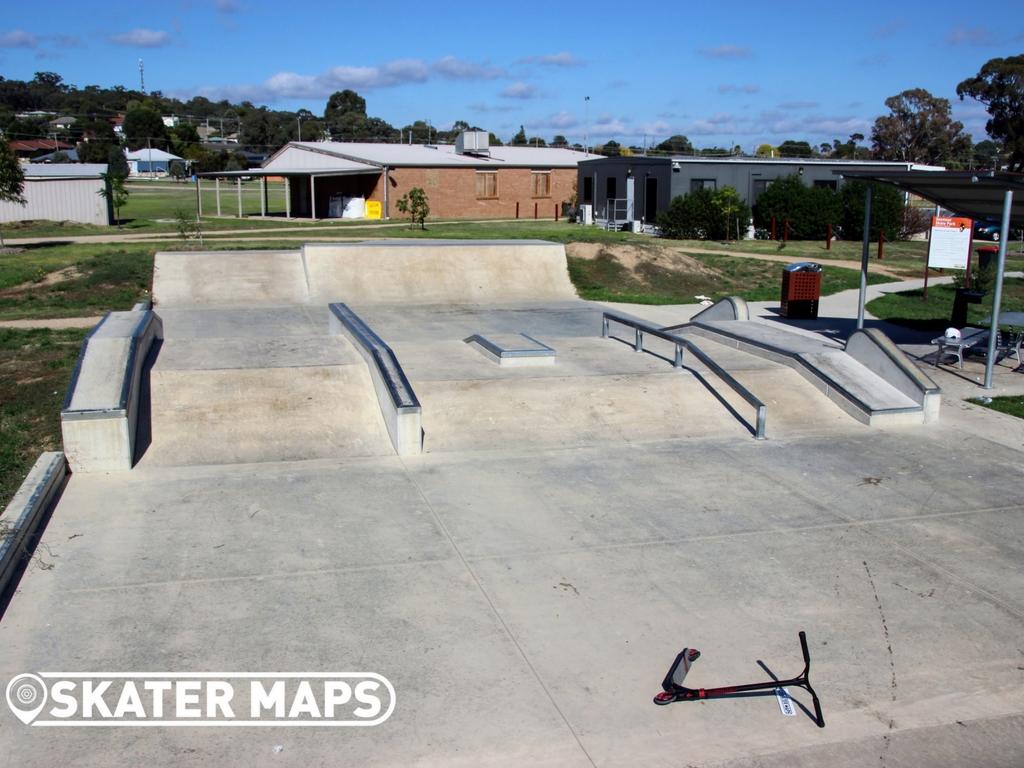 Seymour Skatepark Victoria