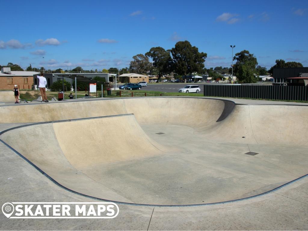 Seymour Skatepark Vic.
