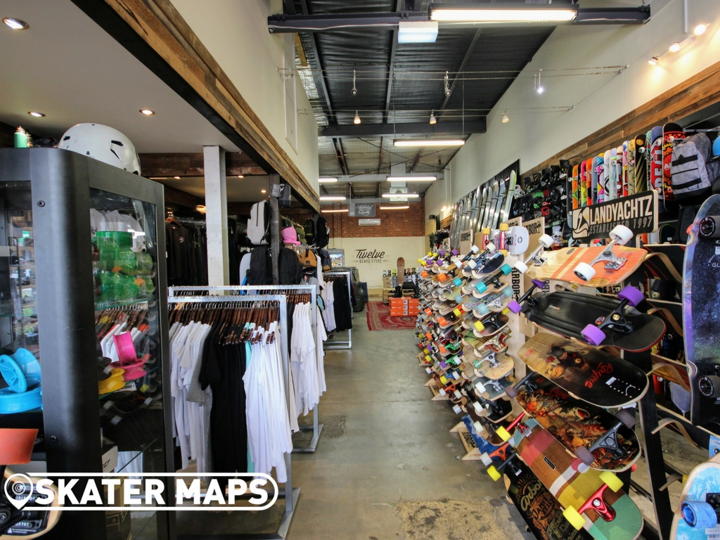 Twelve Boardstore Richmond Skate Shop