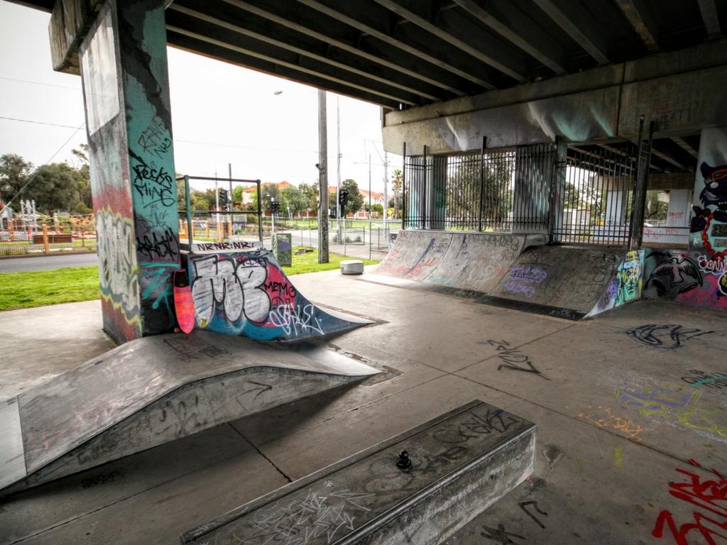 Port Melbourne Skatepark Feature Pic