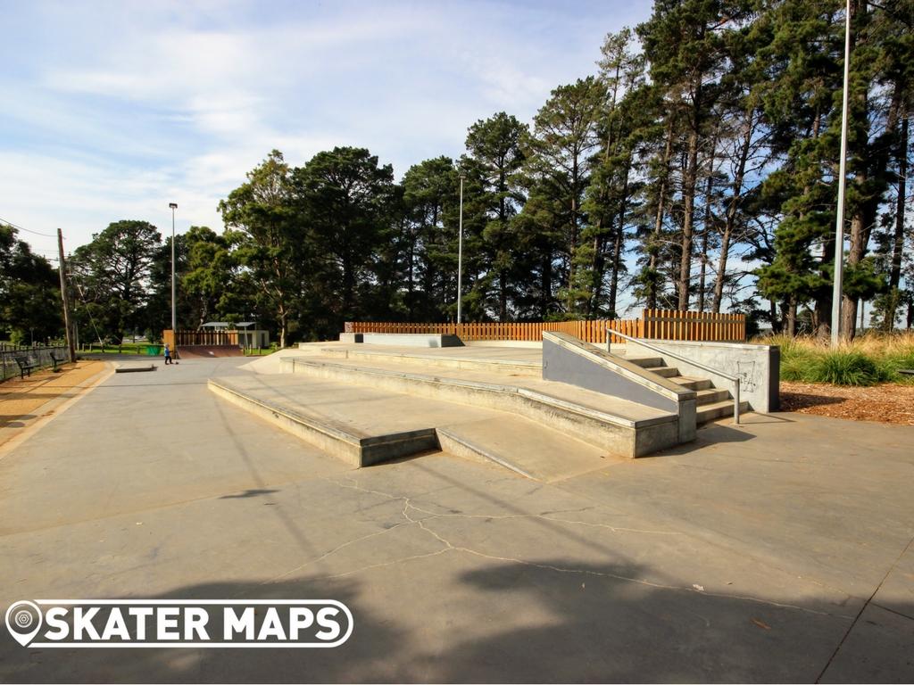 Balnarring skatepark, Mornington Peninsula, Victoria Skateparks