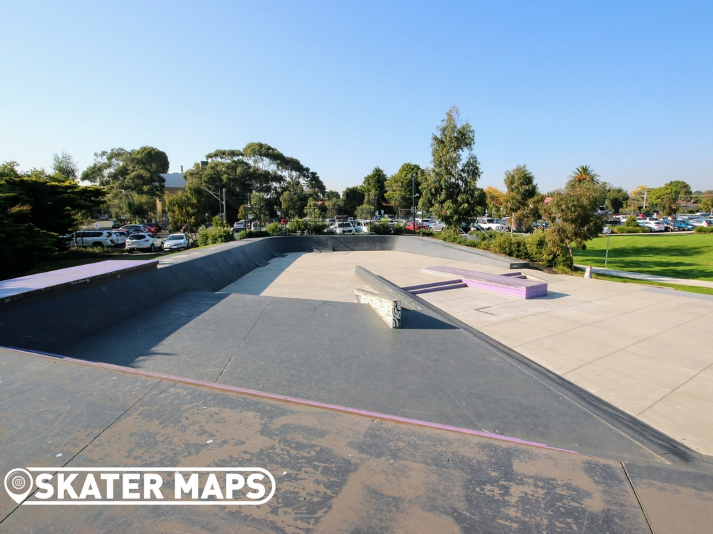 Frankston Skatepark / Skate Bowl, Mornington Peninsula Skateboarding Parks, BMX, Scooter, Skate, Skateboard