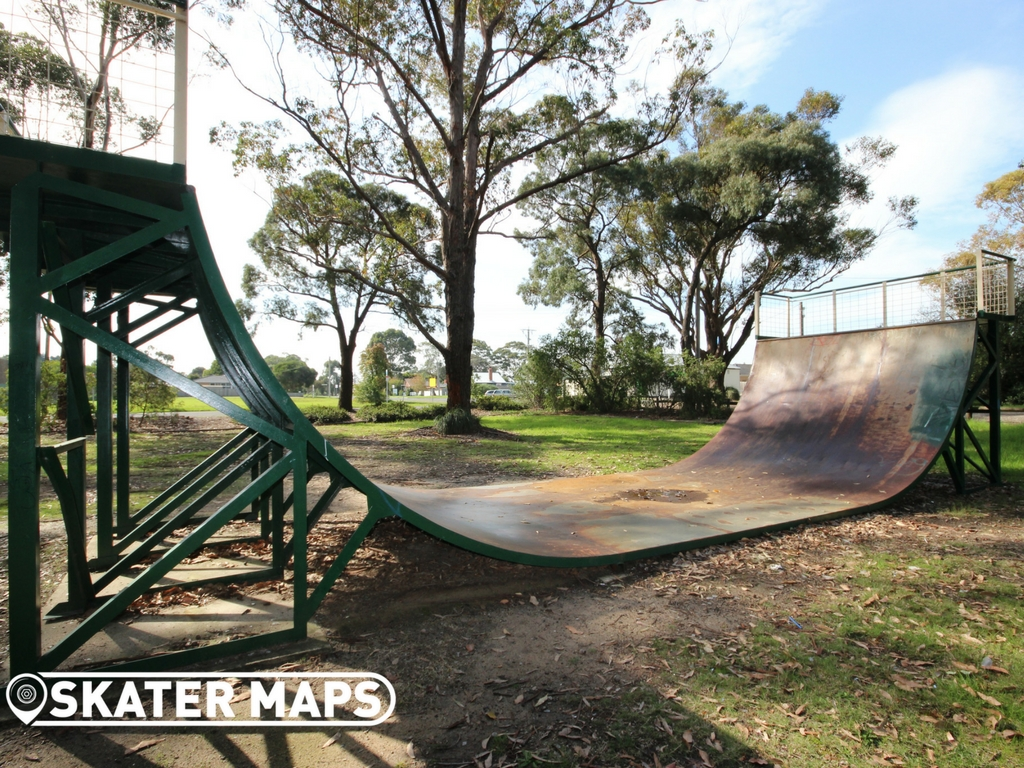 Crib Point Skate Ramp / Skateboard Ramp, Mornington peninsula Victoria skateparks