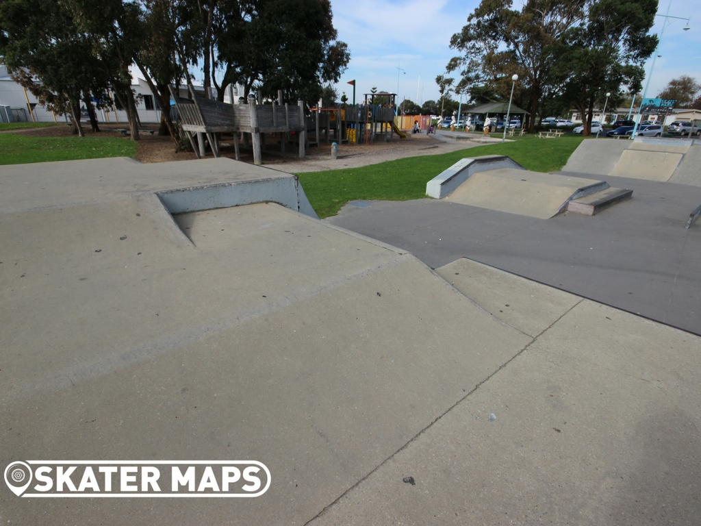 Hastings Skatepark Mornington Peninsula Vic Skater Maps