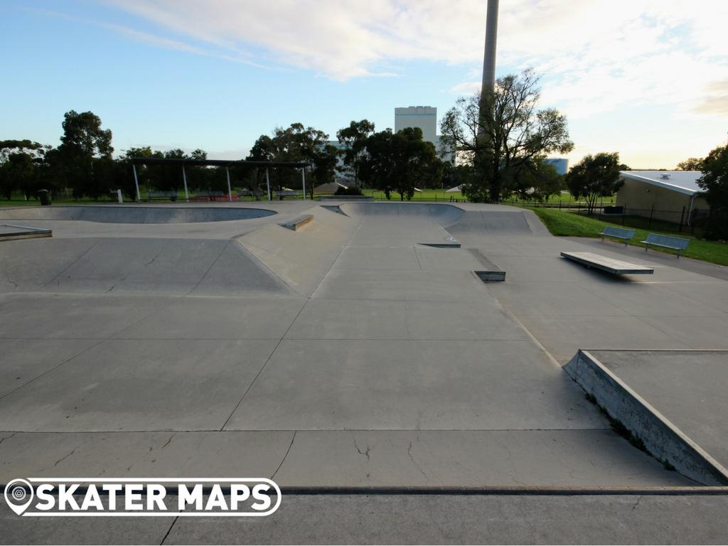 Newport Skatepark Melbourne Skate Parks