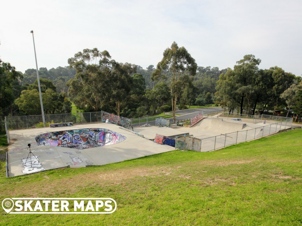 Greensborough Skatepark