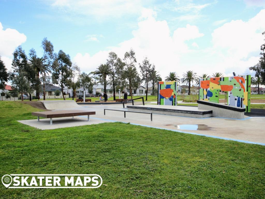 West Footscray Skatepark