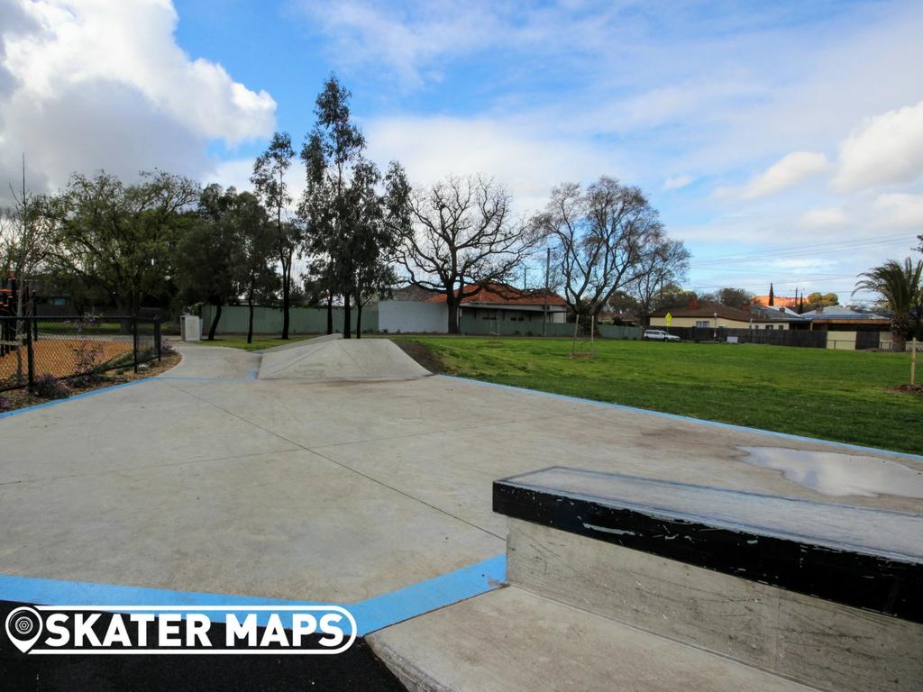 West Footscray Skatepark Melbourne Vic