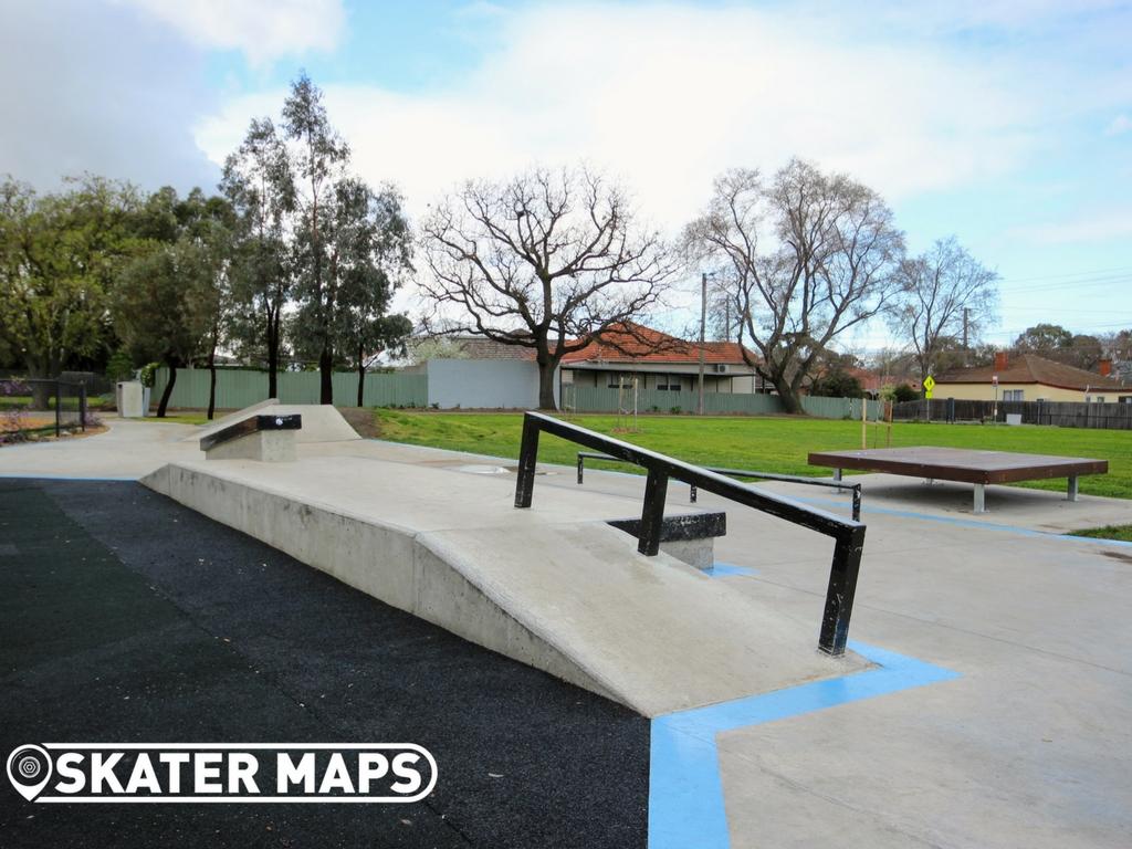 West Footscray Skatepark Melbourne Victoria Skateparks by Skater Maps