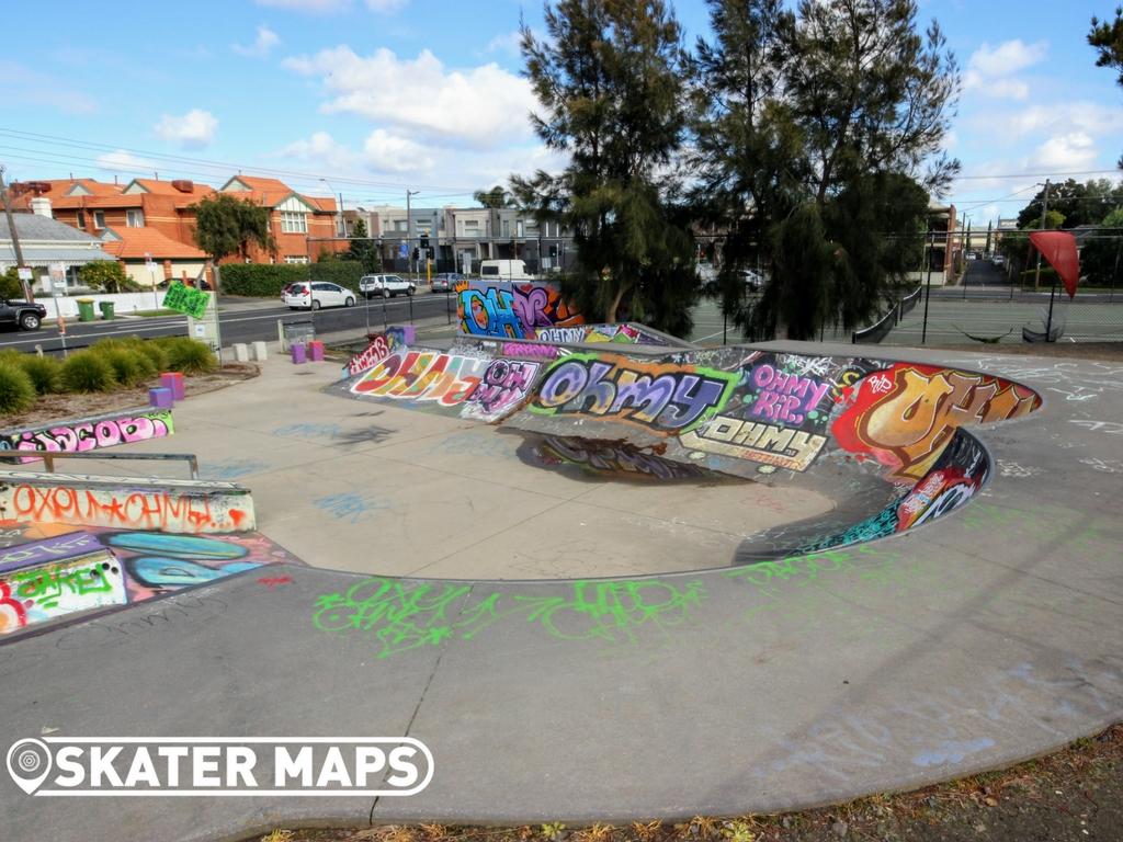 Yarraville Skatepark Melbourne Victoria Skateparks | Skater Maps