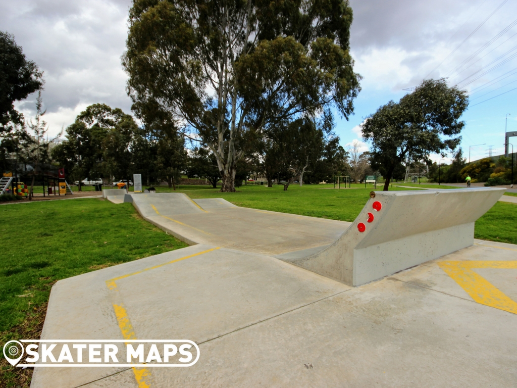 HA Smith Reserve Skatepark