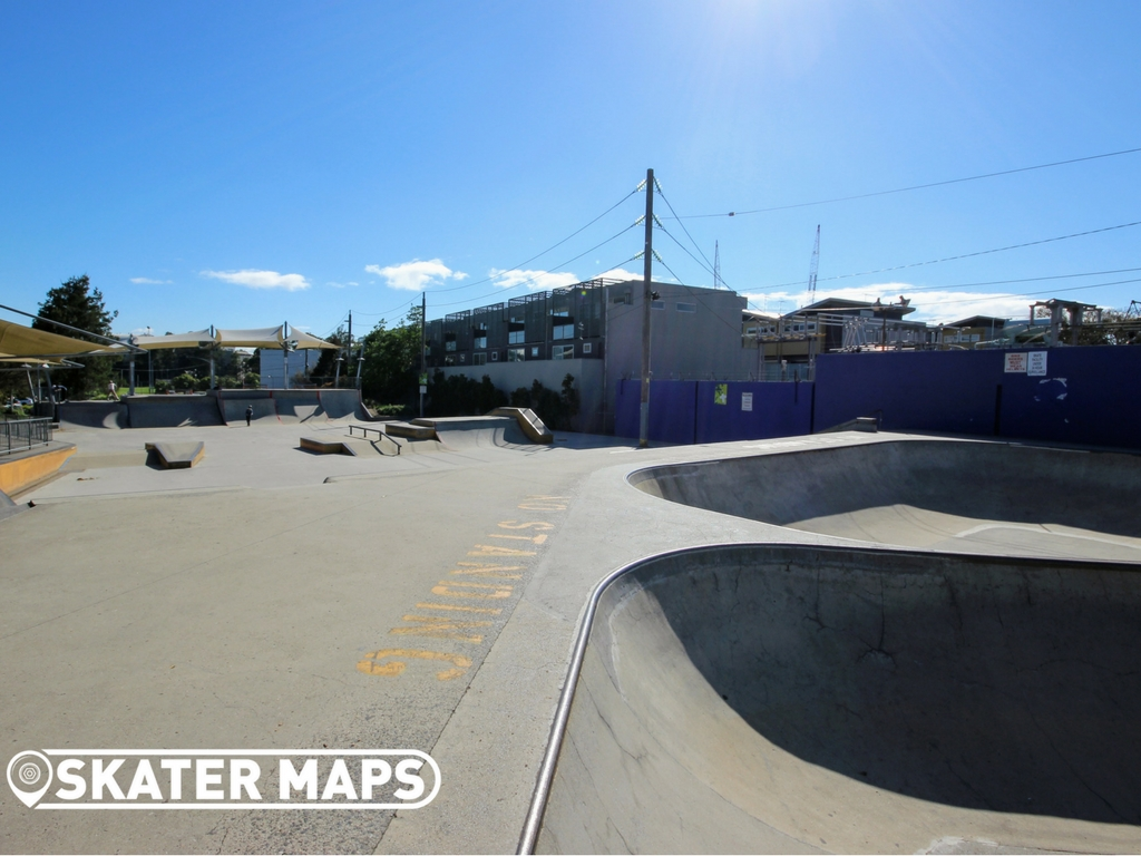Junction BMX & Skate Park, Hawthorn Vic Melbourne Skateparks